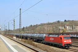 152 073 in Stuttgart-Bad Cannstatt