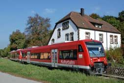 650 301 und 650 304 in Maulbronn West